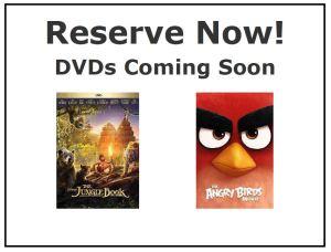 September DVDs