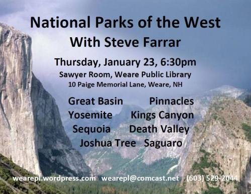 National Parks of the West